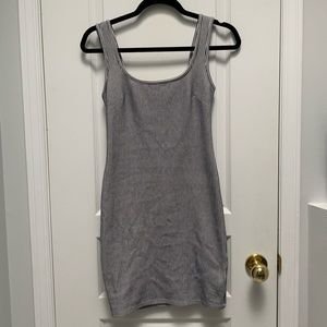 DYNAMITE | Back Cut Out Dress